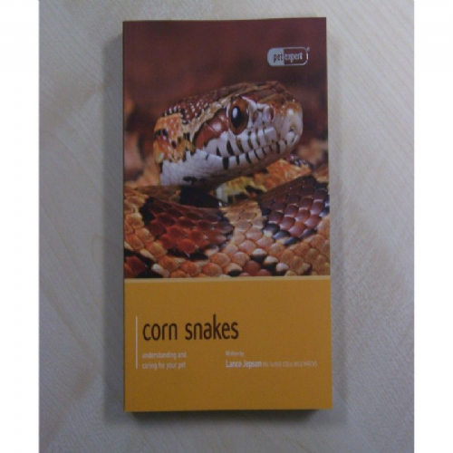Corn Snake book by Pet Expert - Understanding and caring for your pet